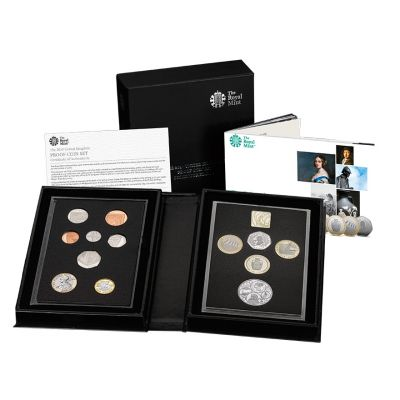 The Royal Mint United Kingdom collector proof coin set 2019