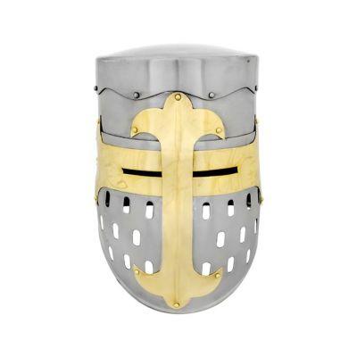 Medieval armour - Crusader Transitional Helmet