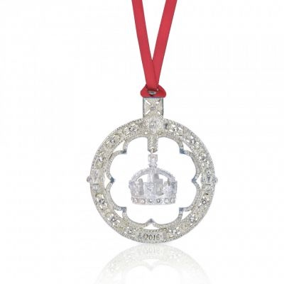 2016 Christmas decoration Queen Victoria Crown