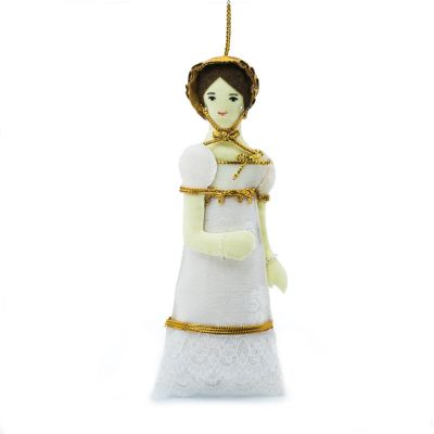 Elizabeth Bennet hanging decoration