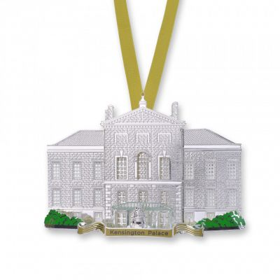 Kensington Palace Christmas decoration