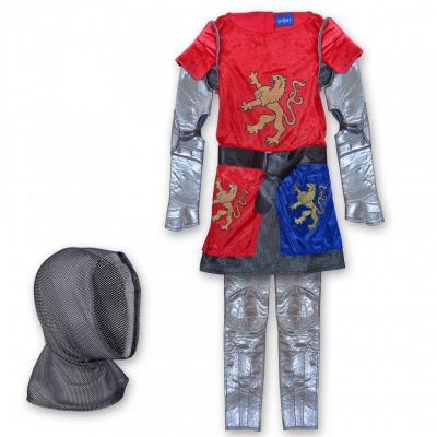 Smiffys childrens knight fancy dress costume