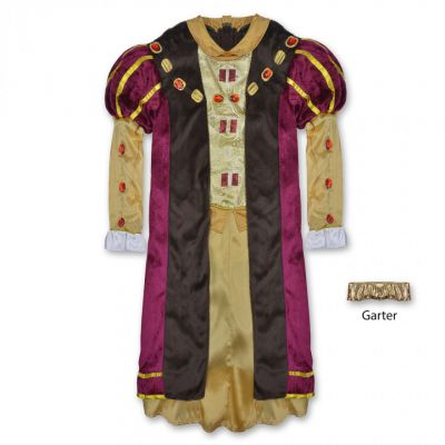 Henry VIII fancy dress costume