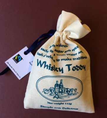 Whisky toddy bag
