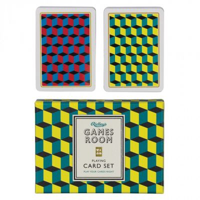 Luxury playing cards - double pack