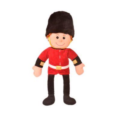 Guardsman hand puppet