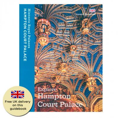 Official Hampton Court Palace guidebook