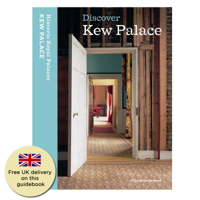 Official Kew Palace guidebook