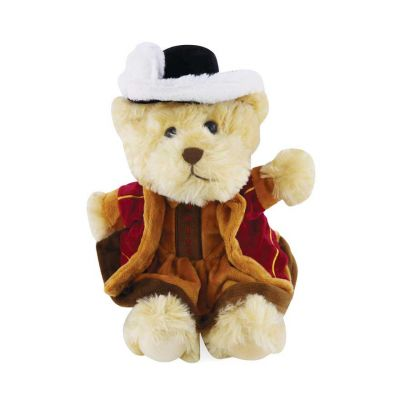 Henry VIII Tudor soft toy teddy bear
