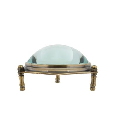 Vintage style desk magnifier - Luxury office accessories