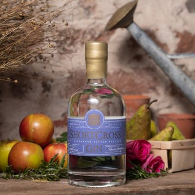 Hillsborough Castle Special Edition Shortcross Gin, distilled by Rademon Estates