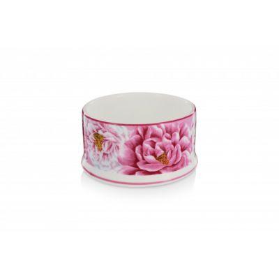 Royal Palace Rose fine bone china jam pot
