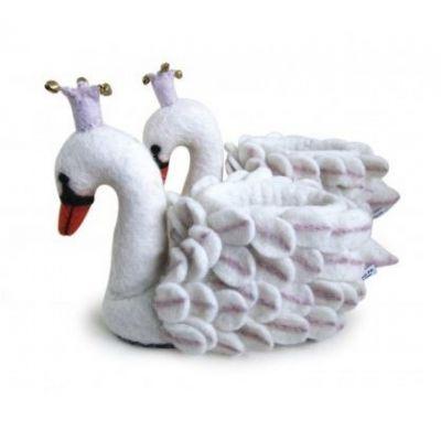Odette Swan Slippers