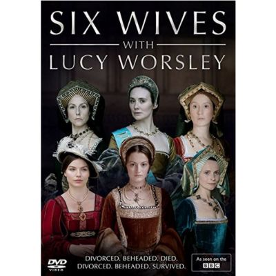 BBC historian Lucy Worsley six wives dvd