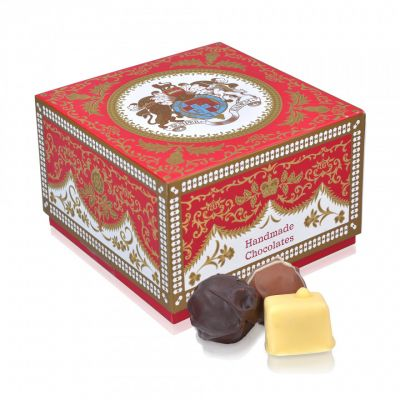 Royal Palace Crest luxury chocolate gift box