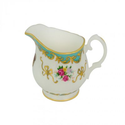 William Edwards Royal Palace bone china milk jug
