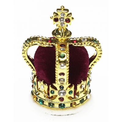 Crowns and Regalia Miniature replica Crown