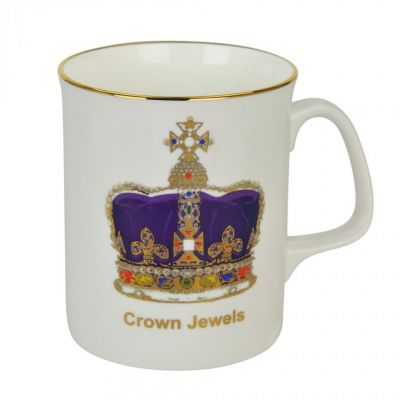 Crown Jewels mug