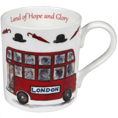 Celebrating Britain Land of Hope and Glory mug