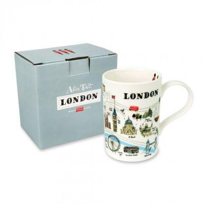 London map mug