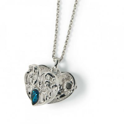 Kensington gates heart locket