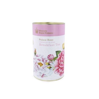 English Breakfast Tea Tin Royal Palace Rose