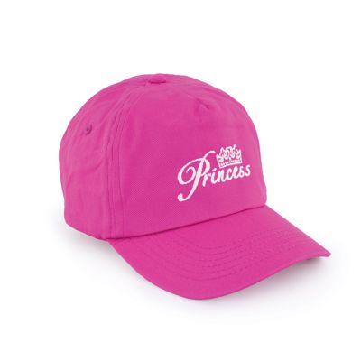 Palace princess pink baseball cap