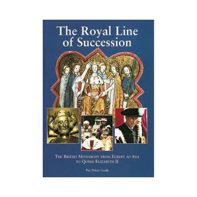 Pitkin guide - The Royal line of succession