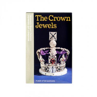 Crown Jewels postcard pack