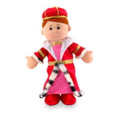 Queen hand puppet