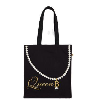 Anne Boleyn 'B' initial tote bag