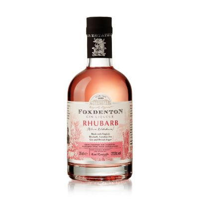 Foxdenton Rhubarb Gin Liqueur 35cl