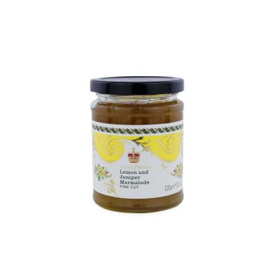 Royal Palace collection lemon and juniper marmalade