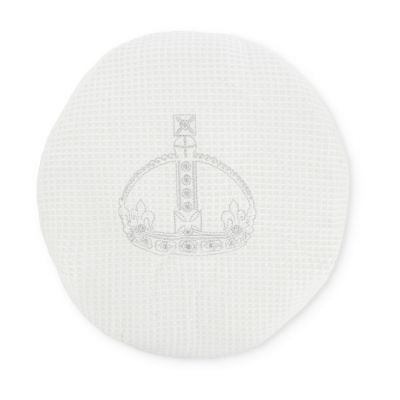 Royal Victoria crown shower cap