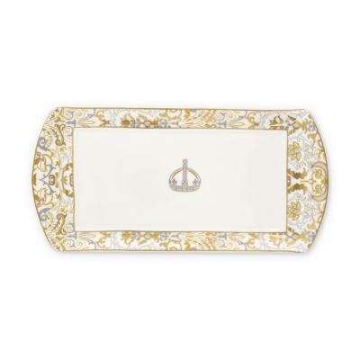Royal Victoria bone china sandwich tray