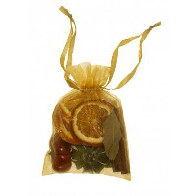 christmas fruit scented bag