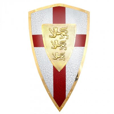 Medieval armour - Lionheart shield