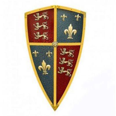 Royal England Shield