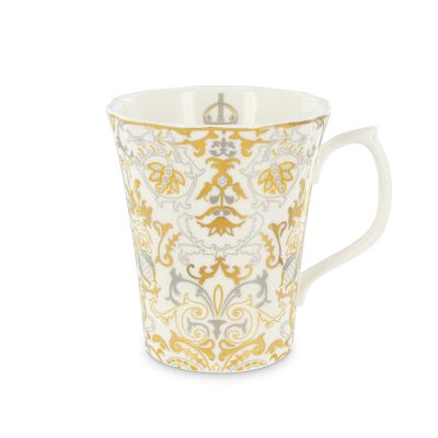Royal Victoria bone china tall mug