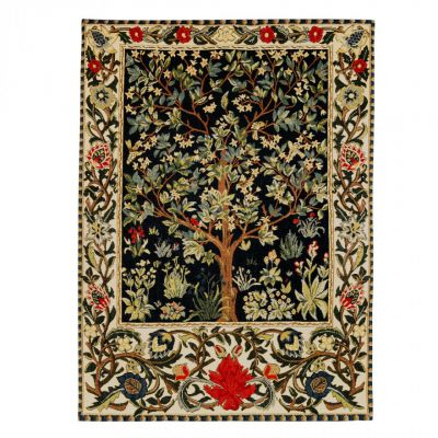 Flemish Tapestries Tree of life tapestry