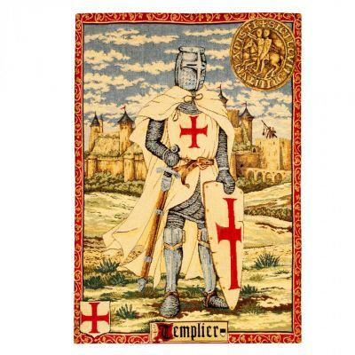 Flemish Tapestries Knights Templar - Templier Tapestry