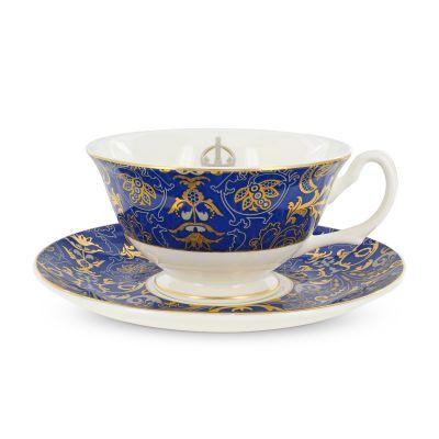 Royal Victoria bone china tea cup and saucer