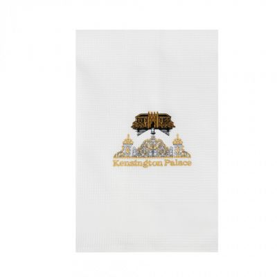 Kensington Palace waffle tea towel