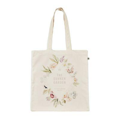The Sunken Garden Book Bag