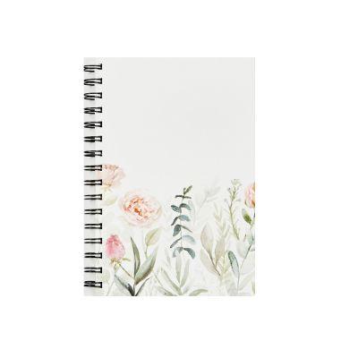 The Sunken Garden Spiral Hardback A5 Notebook