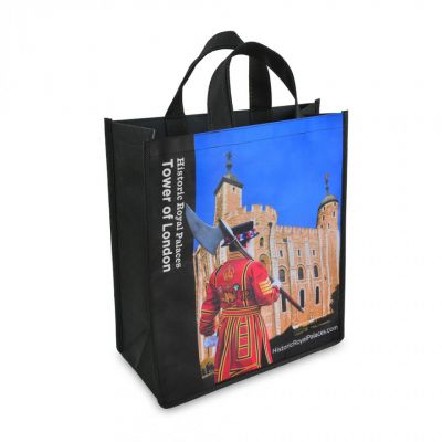 Re-usable bag - Tower of London (small)