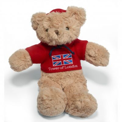 Tower of London luxury plush teddybear