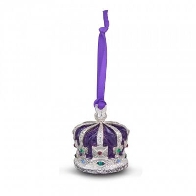 Crown of india hanging decoration - Christmas ornaments