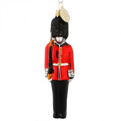 Brink Royal Guardsman glass tree decoration