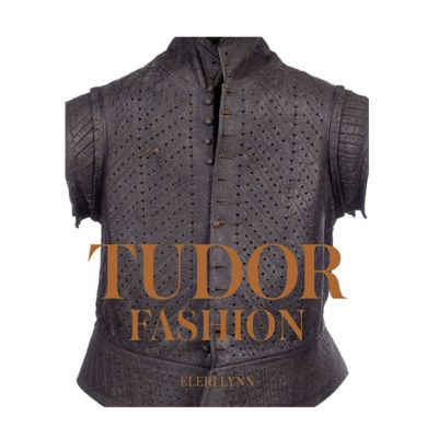 Tudor fashion hardback book
